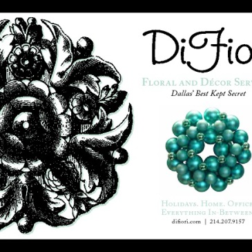 <h3>Ramp Your Holidays with Flowers from Di Fiori!</h3>