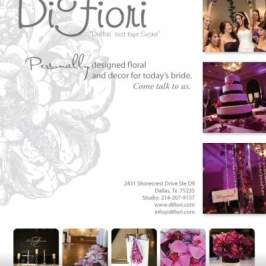<h3>New Fall Ad in D Weddings &#038; Texas Wedding Guide!</h3>