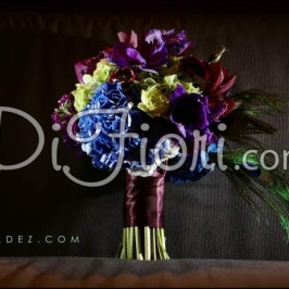 <h3>Beautiful Shot of Rosanna's Bouquet at The Joule</h3>